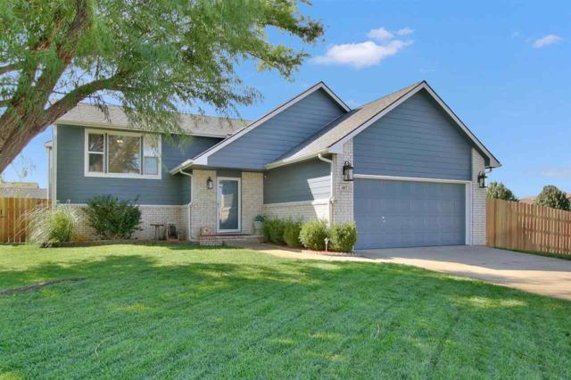 407 E Myers Ct, Mulvane, KS 67110 (MLS #558472) :: Select Homes - Team Real Estate