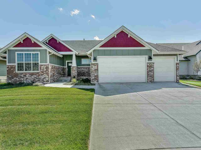 3813 N Estancia Ct., Wichita, KS 67205 (MLS #558474) :: Select Homes - Team Real Estate