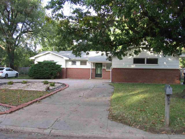 3941 N Clarence Ave, Wichita, KS 67204 (MLS #558486) :: Select Homes - Team Real Estate
