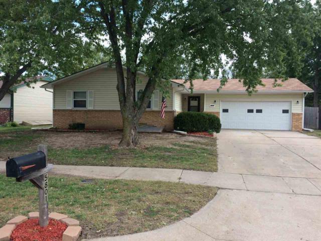5801 Denise St, Bel Aire, KS 67220 (MLS #558503) :: Select Homes - Team Real Estate