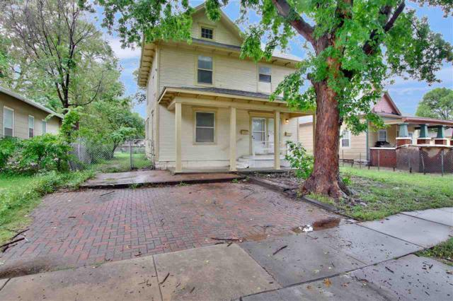 1507 S Waco Ave, Wichita, KS 67213 (MLS #558522) :: On The Move
