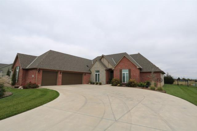 5152 N Brookstone St, Bel Aire, KS 67226 (MLS #558526) :: On The Move