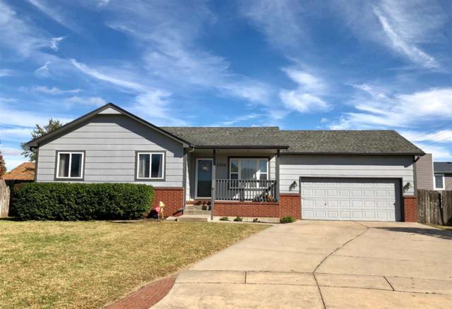 2330 S Rutledge Cir, Wichita, KS 67209 (MLS #558529) :: Better Homes and Gardens Real Estate Alliance