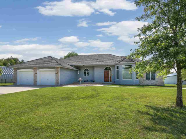 19550 SW Butler Road, Rose Hill, KS 67133 (MLS #558533) :: On The Move