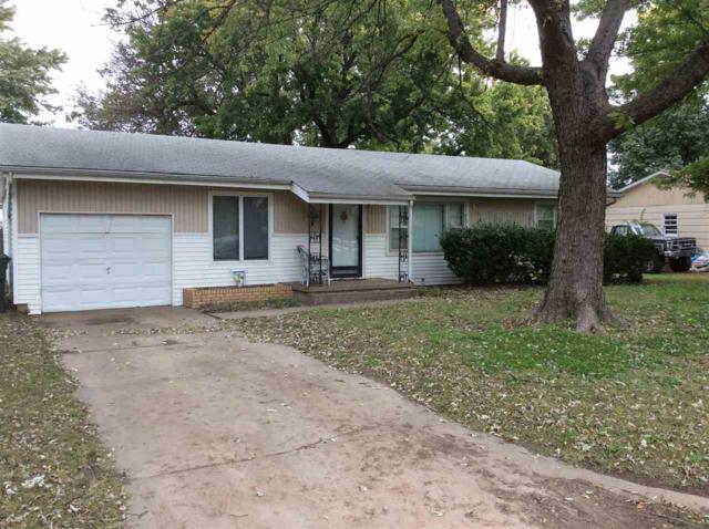 514 E 2nd St, Haven, KS 67543 (MLS #558543) :: Select Homes - Team Real Estate