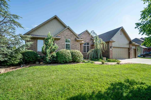 460 W Sienna Ct, Rose Hill, KS 67133 (MLS #558582) :: Select Homes - Team Real Estate