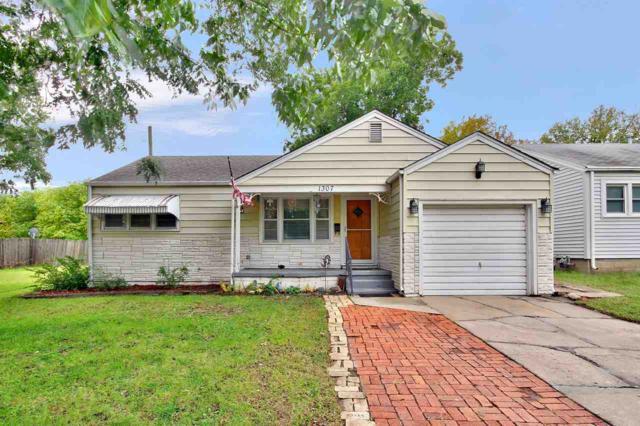 1307 Pauline St, Augusta, KS 67010 (MLS #558595) :: Select Homes - Team Real Estate