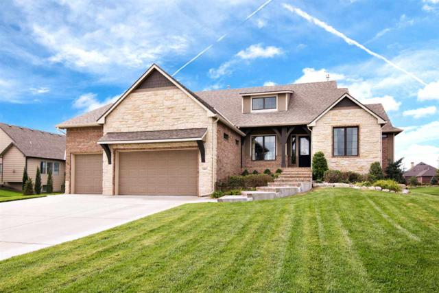 3867 N Lily Cir, Maize, KS 67101 (MLS #558618) :: On The Move