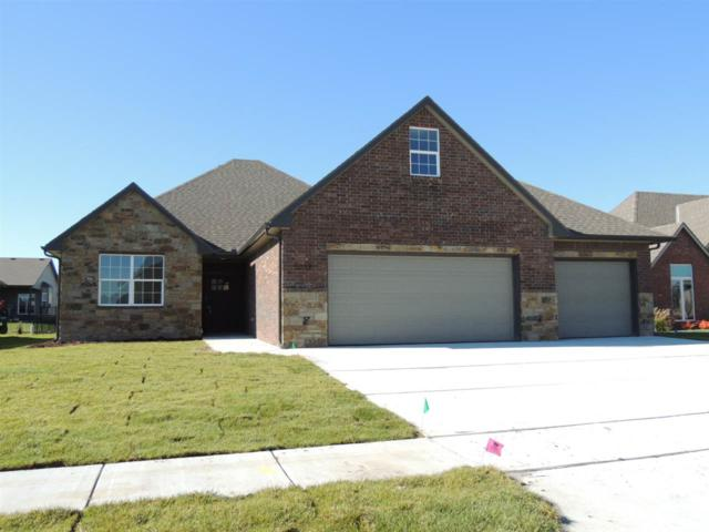 5119 N Remington St, Bel Aire, KS 67226 (MLS #558633) :: On The Move