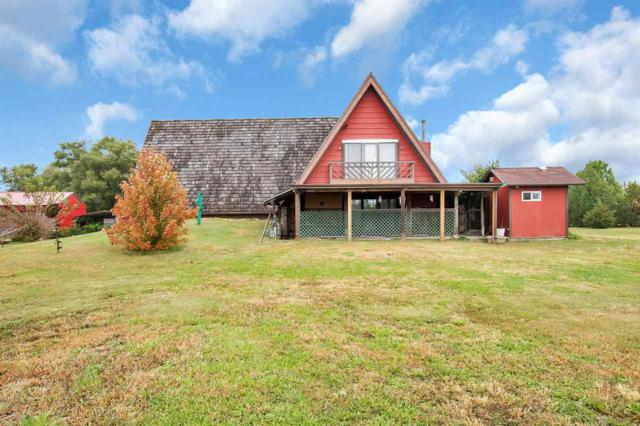 14372 SW Butler Rd, Rose Hill, KS 67133 (MLS #558635) :: On The Move