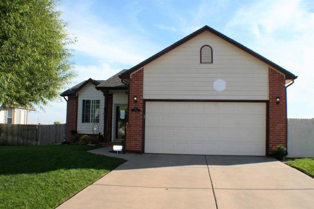 10913 E Fawn Grove St, Wichita, KS 67207 (MLS #558657) :: On The Move