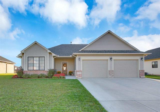 1334 S Rocky Creek Rd, Wichita, KS 67230 (MLS #558660) :: On The Move