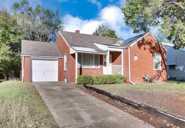 627 N Glendale St, Wichita, KS 67208 (MLS #558666) :: On The Move