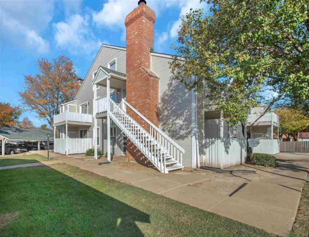 1717 S Cypress #812 #812, Wichita, KS 67207 (MLS #558672) :: Wichita Real Estate Connection