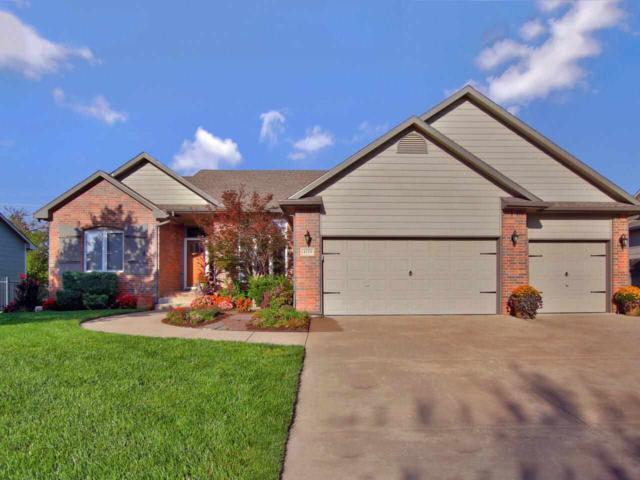 4319 N Barton Creek Cir, Wichita, KS 67226 (MLS #558696) :: On The Move