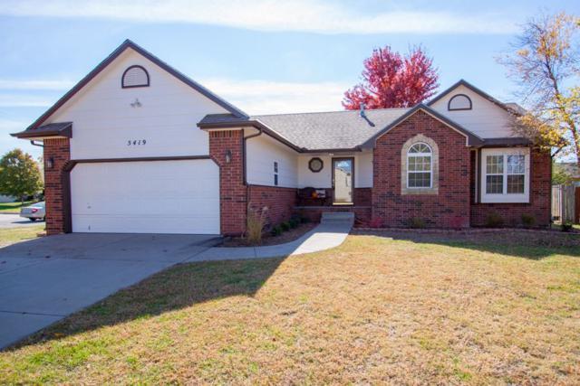 5419 E Ashton St, Bel Aire, KS 67220 (MLS #558698) :: Select Homes - Team Real Estate