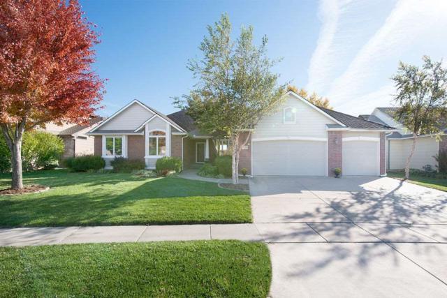 1226 S Auburn Hills St, Wichita, KS 67235 (MLS #558701) :: On The Move