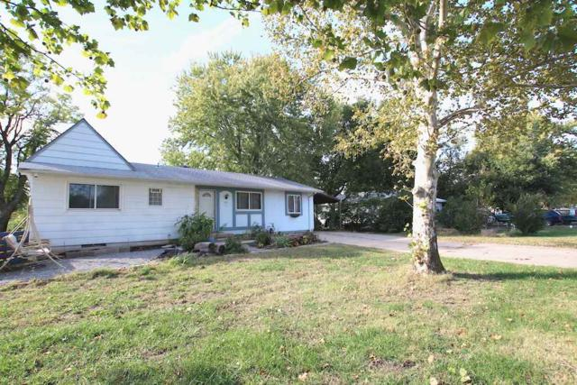 211 N Grant St., Clearwater, KS 67026 (MLS #558730) :: Graham Realtors