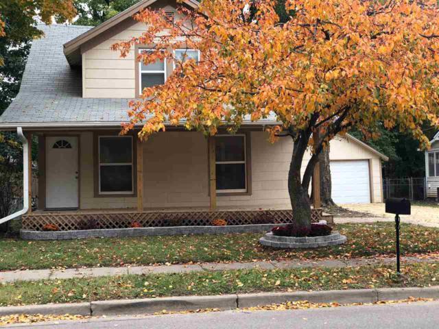 911 W 3rd Ave, El Dorado, KS 67042 (MLS #558742) :: Select Homes - Team Real Estate