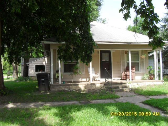 1225 S 3rd, Arkansas City, KS 67005 (MLS #558746) :: On The Move