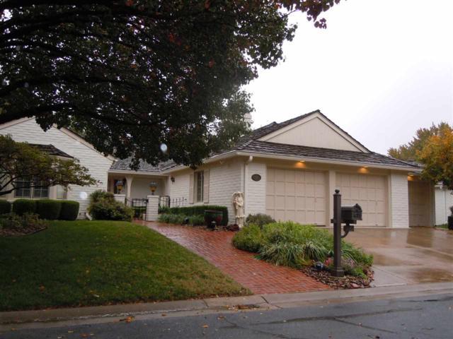1440 N Gatewood St Apt 19, Wichita, KS 67206 (MLS #558776) :: On The Move