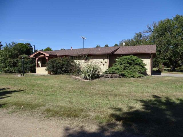 244 N Seneca Rd, Wellington, KS 67152 (MLS #558779) :: Wichita Real Estate Connection