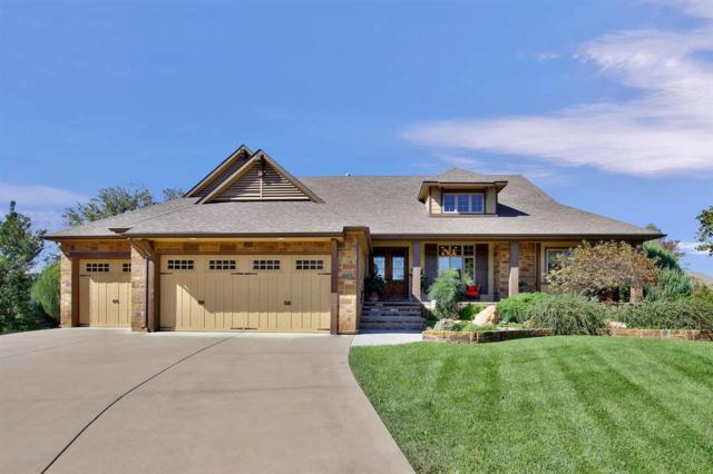 1518 E Kalispell Ct, Andover, KS 67002 (MLS #558798) :: On The Move