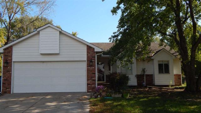 8210 S Lulu, Haysville, KS 67060 (MLS #558835) :: Select Homes - Team Real Estate