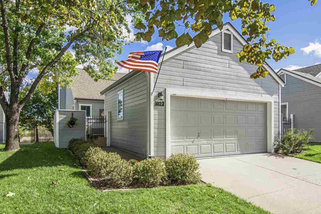 1022 N Bayshore Dr, Wichita, KS 67212 (MLS #558872) :: Select Homes - Team Real Estate