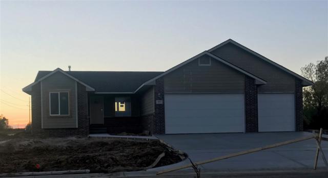 885 Cattail Circle, Haysville, KS 67060 (MLS #558880) :: On The Move