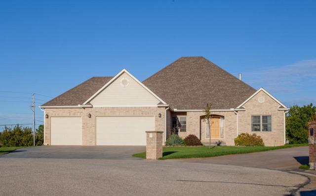 13514 E Buckskin Ct, Wichita, KS 67230 (MLS #558907) :: Select Homes - Team Real Estate