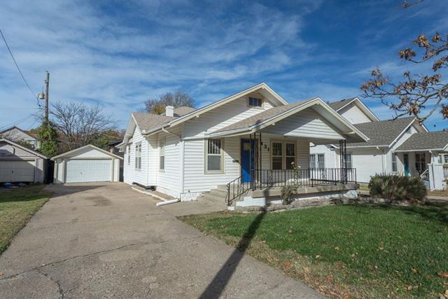 431 N Yale Ave, Wichita, KS 67208 (MLS #558928) :: On The Move