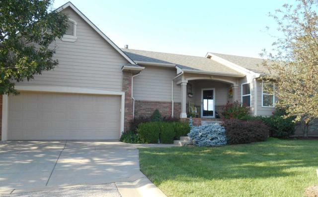 410 S Nineiron, Wichita, KS 67235 (MLS #558934) :: On The Move