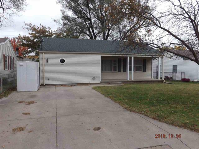1232 Golf St, Augusta, KS 67010 (MLS #558935) :: Select Homes - Team Real Estate