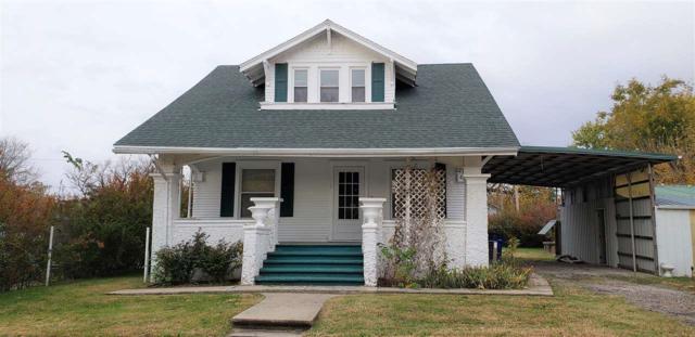 113 S Oak St, Eureka, KS 67045 (MLS #558950) :: Pinnacle Realty Group