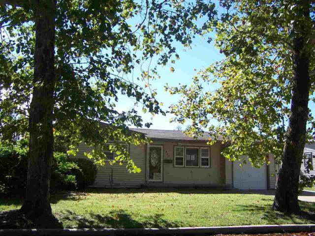 2421 W Grant St, Wichita, KS 67213 (MLS #558969) :: Select Homes - Team Real Estate