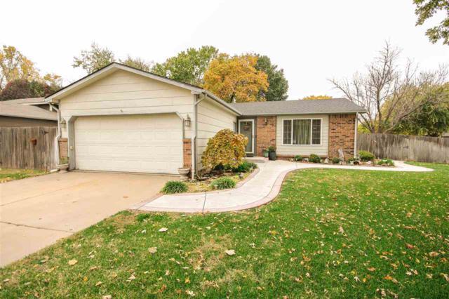 5449 S Saint Francis Ave, Wichita, KS 67216 (MLS #559001) :: Wichita Real Estate Connection