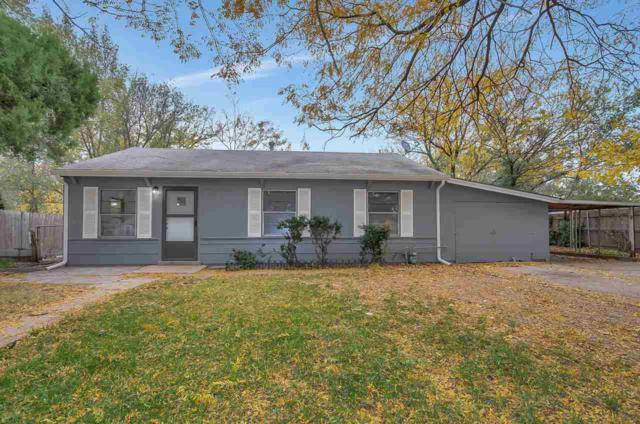 6212 N West Park View St, Park City, KS 67219 (MLS #559015) :: Select Homes - Team Real Estate
