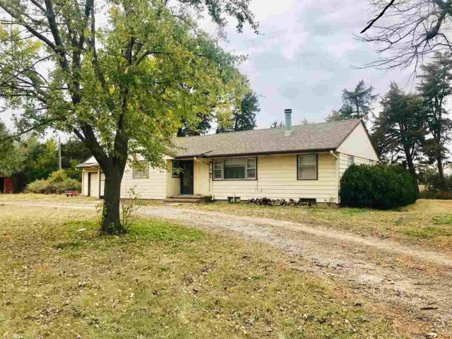 10123 N Burmac Rd, Moundridge, KS 67107 (MLS #559029) :: On The Move