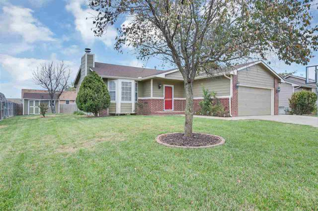 413 E Brownie, Rose Hill, KS 67133 (MLS #559035) :: Select Homes - Team Real Estate