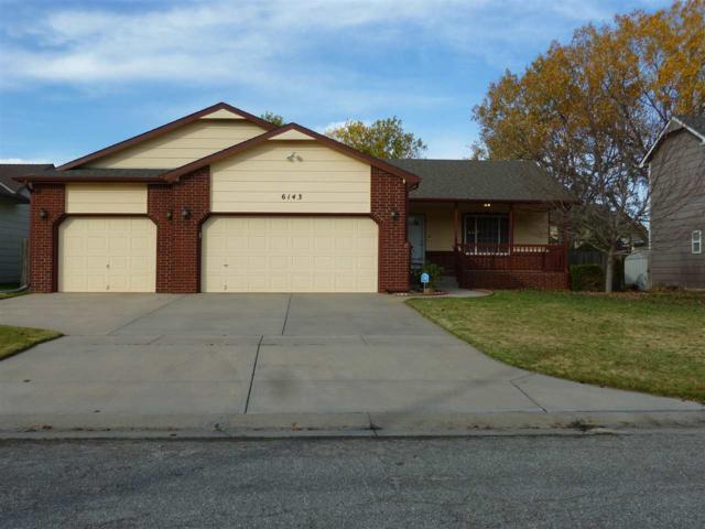 6143 Quail Ridge Ct, Bel Aire, KS 67220 (MLS #559039) :: Select Homes - Team Real Estate