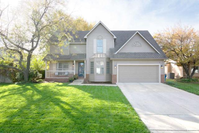 133 S Prescott Ct, Wichita, KS 67209 (MLS #559092) :: On The Move