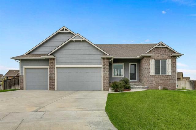 622 W Candlestar Ct, Andover, KS 67002 (MLS #559121) :: Select Homes - Team Real Estate