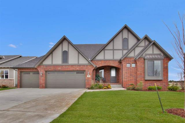 3883 N Estancia, Wichita, KS 67205 (MLS #559122) :: On The Move