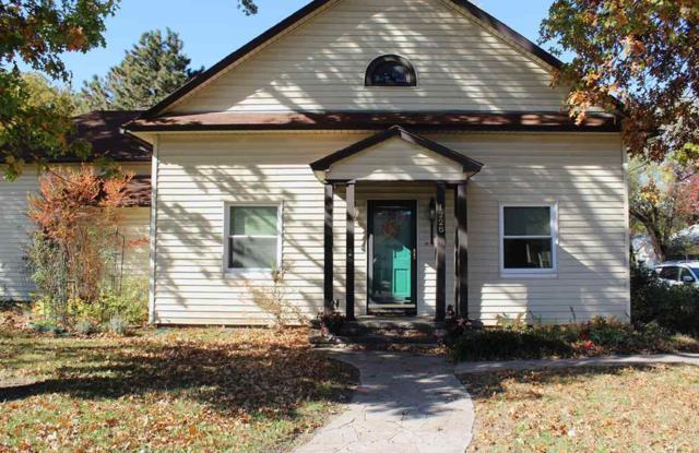 1228 N A St, Wellington, KS 67152 (MLS #559138) :: On The Move