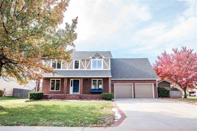 101 N Springwood Dr, Derby, KS 67037 (MLS #559159) :: Select Homes - Team Real Estate