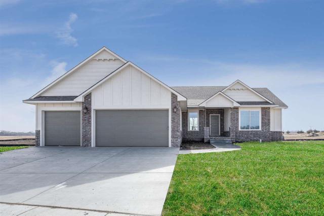 1209 W Ledgestone, Andover, KS 67002 (MLS #559190) :: Select Homes - Team Real Estate