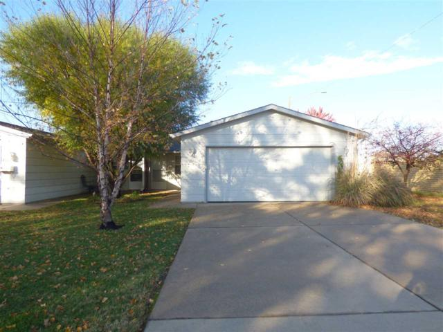 421 N Zachary Dr, Derby, KS 67037 (MLS #559198) :: On The Move