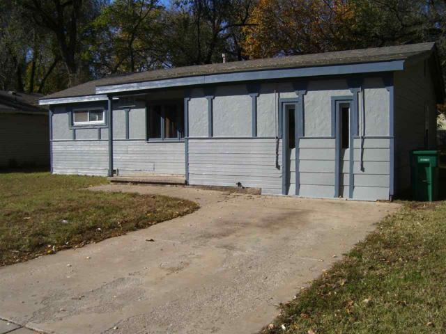 323 S German Ave, Haysville, KS 67060 (MLS #559210) :: Select Homes - Team Real Estate