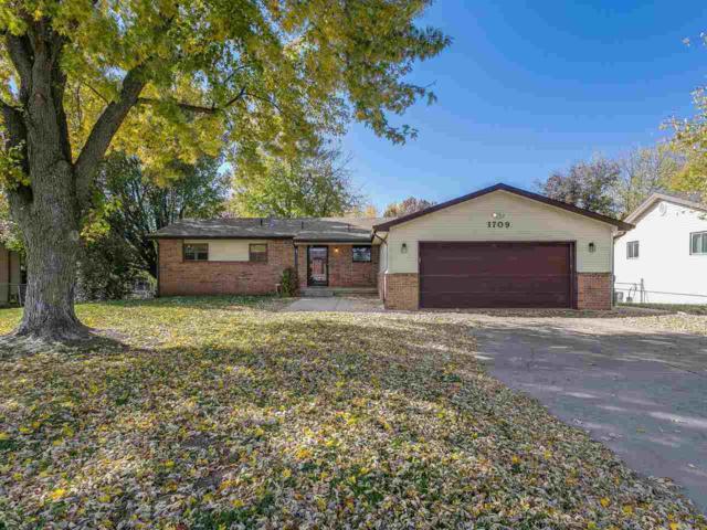 1709 N Woodlawn Blvd, Derby, KS 67037 (MLS #559238) :: Select Homes - Team Real Estate